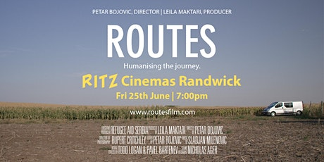 Routes - Documentary Screening tickets