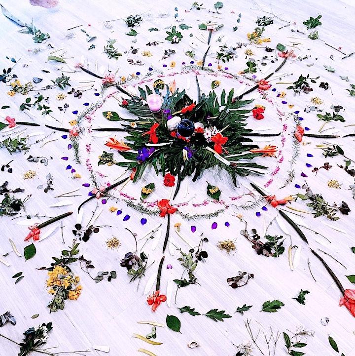 Flower Power Bhakti Workshop image