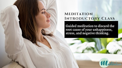 Meditation For Overcoming Anxiety(45min) tickets