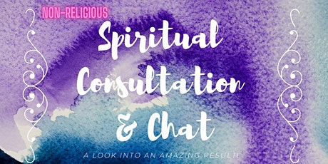 LIVE SPIRITUAL CONSULTATION & CHAT tickets