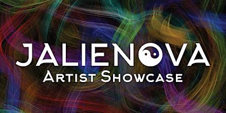 Jalienova Artist Showcase tickets