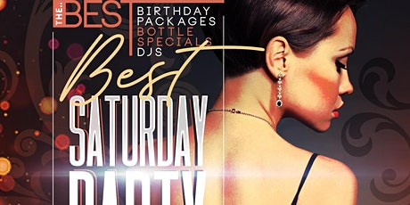 #BestSaturdayParty at Taj II • Best Birthday and Bottle Packages! FREE! tickets