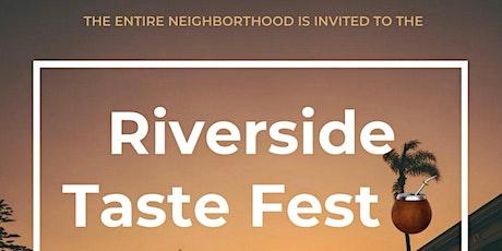 Riverside Taste  Fest tickets