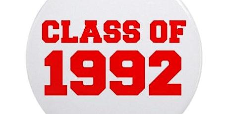 Collins 1992 Class Picnic in Douglass Park tickets