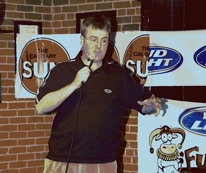 June 3 to 13, 2021 - 21st  Annual FunnyFest Comedy Festival - Virtual Video image