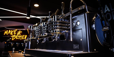 """Registration to compete in the Espresso """"Flow-Profile"""" Competition tickets"""