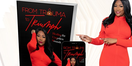 From Trauma to Triumph Virtual Launch tickets