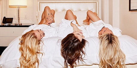 Hot Girls' Getaway in Lockdown: Lux Pamper Wellness Weekend (Melbourne) tickets