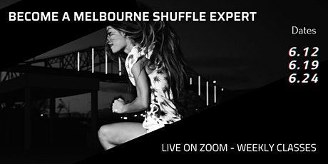 Become a Melbourne Shuffle Expert! tickets