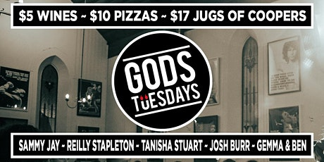 Gods Tuesdays - June 29th tickets