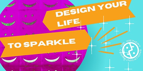 Design your life to sparkle Tickets