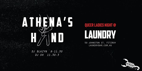 Athena's Hand Queer Ladies Party tickets