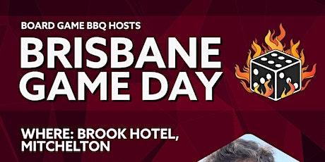 Board Game BBQ Brisbane Game Day #3 tickets