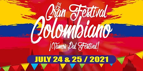 CHICAGO'S  COLOMBIAN FEST/ GRAN FESTIVAL COLOMBIANO tickets