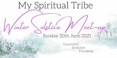 My Spiritual Tribe - Winter Solstice Meet-up tickets