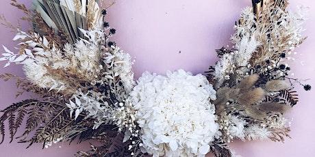 Winter Wreath Workshop - Goulburn NSW 2580 tickets
