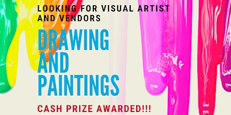 VENDORS WANTED- Art Showcase Competition Event tickets