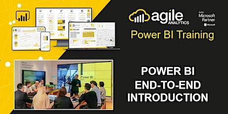 Power BI Intro - Online Training - Australia - 13 July 2021 tickets