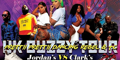 Jordan's vs Clark's tickets