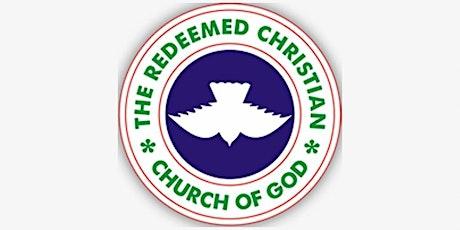 RCCG Redemption Parish Church Service tickets