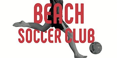 Beach Soccer Club tickets