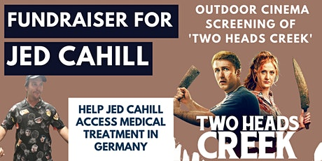 Jed to Germany - Fundraising Film Night Event tickets