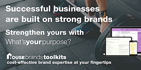 Successful businesses are built on strong brands tickets