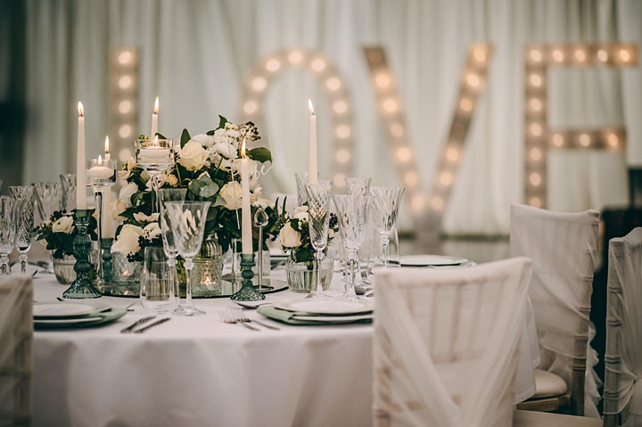 Soughton Hall Autumn Wedding Fayre image