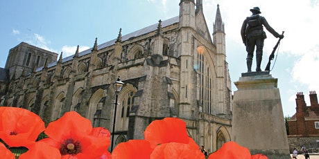 War and Peace in Winchester - WWII and VE Day Tour tickets