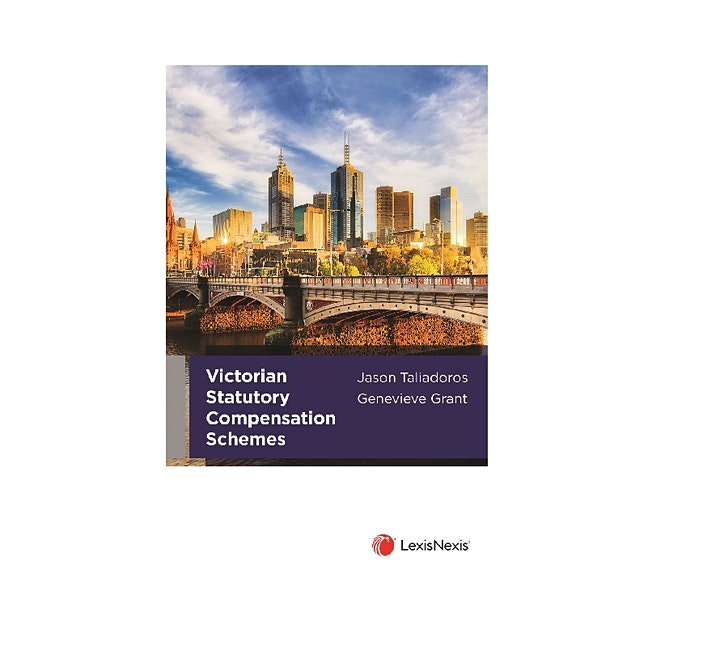 Victorian Statutory Compensation Schemes book launch image