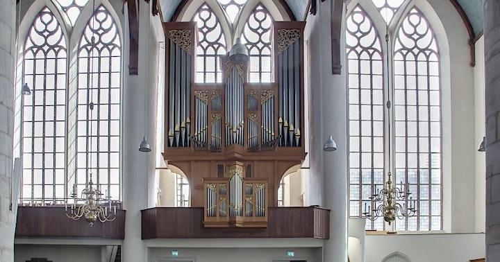 Afbeelding van Pauzeconcerten in de Kloosterkerk in Den Haag