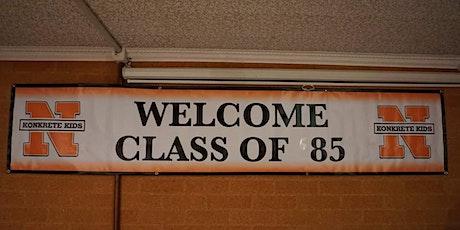 Northampton Class '85 Reunion tickets