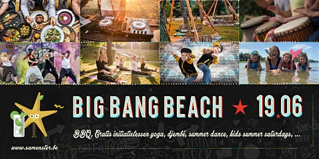 Opening Big Bang Beach tickets