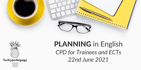 Planning: Trainee English Teacher CPD  with @FunkyPedagogy biglietti