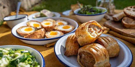 Picnic Pilgrims - Hike & Dine Experience  - South of Bristol tickets