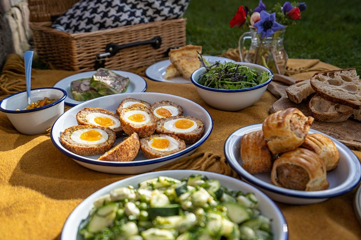 Picnic Pilgrims - Hike & Dine Experience  - South of Bristol image