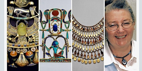 Ancient Egyptian Jewellery: What was it's purpose? Prof Rosalie David tickets