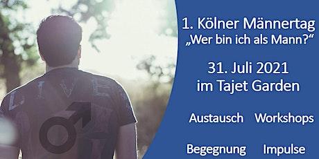 1. Kölner Männertag (Vorab-Anmeldung) Tickets