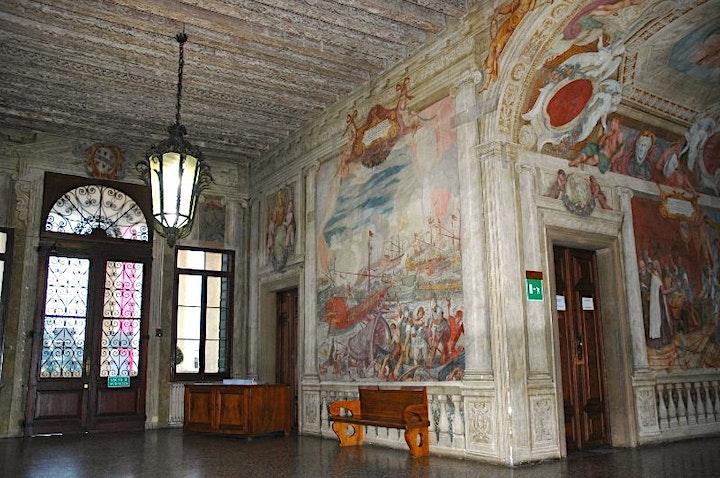 Visite guidate a Villa Barbarigo Rezzonico image