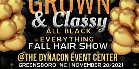 Pretty Hair Show- Fall 2021- All Black Everything  tickets