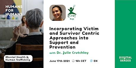 Digital series: Mental Health & Human Trafficking tickets