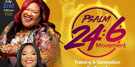Psalm 24:6 Movement tickets