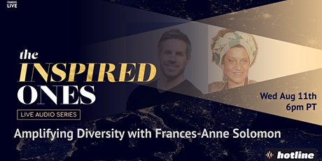 The Inspired Ones - Amplifying Diversity with Frances-Anne Solomon tickets