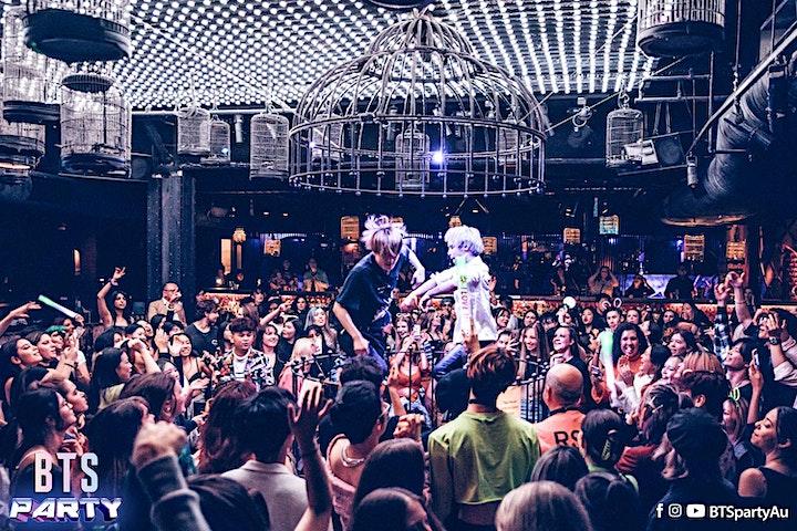 Brisbane BTS Party + Kpop Party [30 Tickets LEFT] image