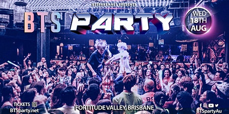 Brisbane BTS Party + Kpop Party [700+ Capacity] tickets