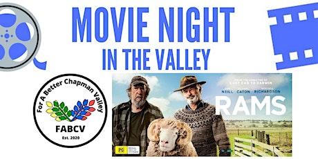 Movie night in the Valley tickets