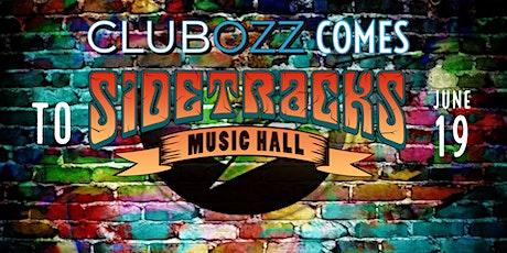 Club Ozz at Side Tracks Music Hall tickets