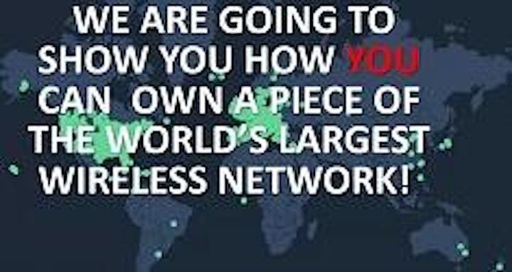 FREE Zoom:  New Wealth Niche = Blockchain + IoT + Crypto + Free  Miner image