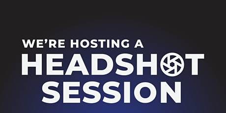 Headshot Session tickets