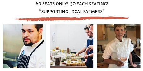 Pop-up Chef Collaboration - Tate McAllan & Amber Lynne tickets